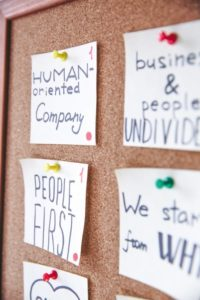 Soziale Unternehmen fördern Ehrliches Mitteilen von Emotionen