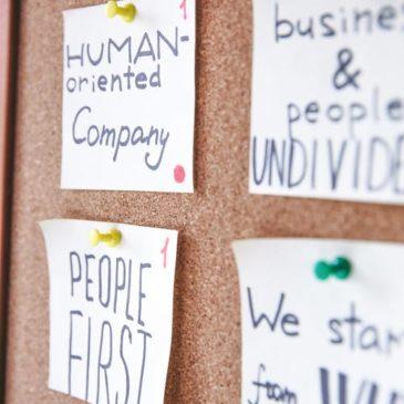 Unternehmerischer Erfolg durch Ehrliches Mitteilen in sozialen Organisationen